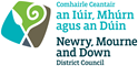 Newry, Mourne and Down District Council logo